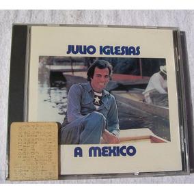 Julio Iglesias. A Mexico Cd Sellado Cbs 1989 Usa