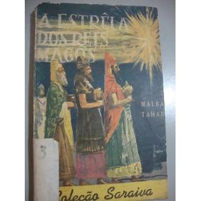 Livro - A Estrela Dos Reis Magos - Malba Tahan