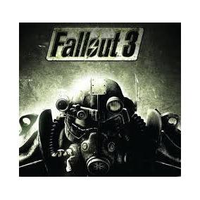 Fallout 3 Xbox 360 Chave Original 25 Digitos Envio Imediato
