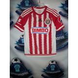 Remate Jersey Chivas Niño Local adidas Original 2016 De Niño