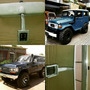 Retrovisor Para Toyota 2f 3f Macho Machito Samurai Nuevo