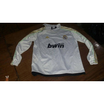 Buzo Adidas Real Madrid Talle M $ 550