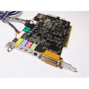 Placa De Som Pci Creative Sound Blaster Live Ct4780