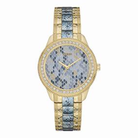 Relógio Feminino Analógico Guess Swarovski - 92573lpgsda1