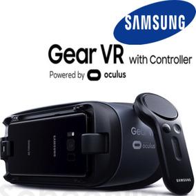 Oculos Samsung Gear Vr R-325 Com Controle Modelo 2018