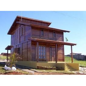 Casa De Madeira Industrializada Preço