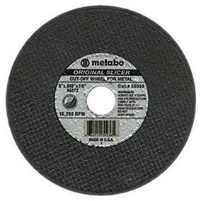 Rueda Metabo Máquina De Cortar Cut Off 6