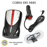 Detector De Radares - Cobra Xrs 9880 - Evite Multas Costosas