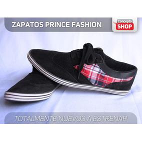 Zapatos Prince Fashion Casuales Hipster Zara Bershka