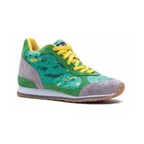 Zapatillas Roxy Mujer Swift Hi Verde