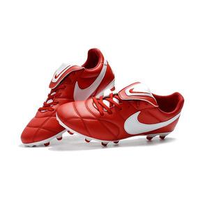 Chuteira Nike Premier Couro Legitima - Chuteiras no Mercado Livre Brasil 1e4ee92518272
