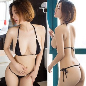 Baby Doll Lencería Bikini Coqueto Y Hermoso Sexy #660