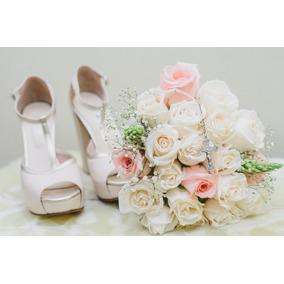 Ramo De Novia Rosas Nacionales Casamiento Boda Ceremonia