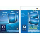Papel Fotografico Glossy Premium 13 X 18 200 Gs 500 Hj Oca