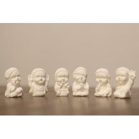 Mini Budas De Yeso Para Pintar Buditas No Buda Envio Gratis