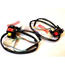 Honda Tact 50 Llave Comando Luces Arranque Giro Bocina Tw