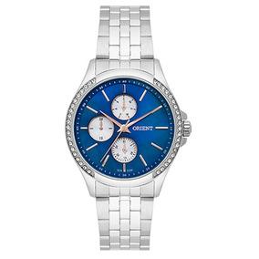 Promoção Relógio Orient Fbssm030 Multi Função M.pérola+frete