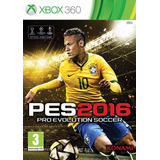 Pes 2016 Xbox 360 - Juego Fisico - Prophone