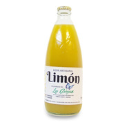 Licor Limón Artesanal X500ml  Las Gringas - Línea Gourmet