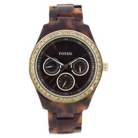 Reloj Fossil Es2795 Marron