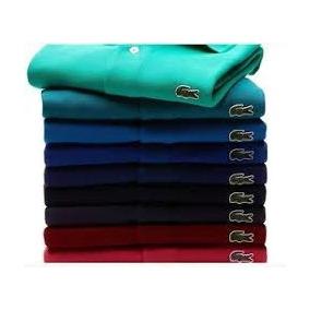 Kit 5 Camisa Polo Marcas, Atacado, Frete Grátis