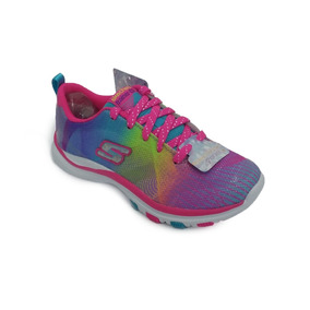 Zapatillas Skechers Niña Trainer Lite Color Dance - 81487l