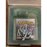 Juego Pokemon Crystal