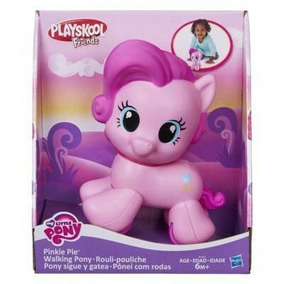 My Little Pony Pinkie Pie Sigue Y Gatea De Hasbro