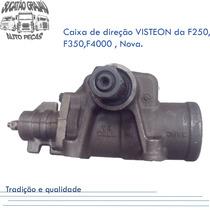 Caixa De Direção Visteon F250/f350/f4000, Após 99/...