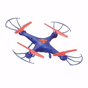 Drone Superman Quadcopetero 4 Canal Control Remote