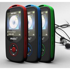 Mp3 Player Ruizu 4gb X06 Musica Multimídia Bluetooth Hifi 4g
