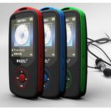 Mp3 Player Ruizu 8gb X06 Musica Multimídia Bluetooth Hifi 4g