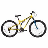 Bicicleta Montaña Huffy 27.5 Doble Susp. Tigres Envío Gratis
