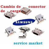 Samsung J3 , J5 Cambio De Conector De Carga Reparación