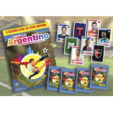 Figuritas Futbol Argentino 2017/18 Pack X25 Mas Album Gratis