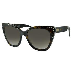 Oculos De Sol Moschino Mod Mo.52901 O Diabo Veste Prada - Óculos no ... 015025f175