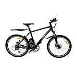 Bicicleta Elétrica Elektrabikes Sport Aro 26 Com Suspensã