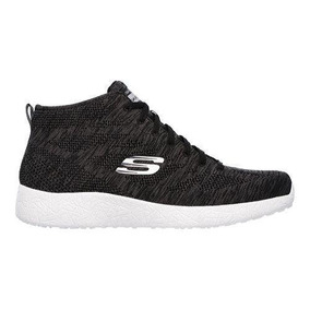 Botas Skechers Mujer Burst Up And Under Hombre 52110
