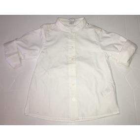 Camisa Cuello Mao Niño T4 (ge317)