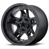 Llantas Xd Rockstar 3 Aro 17 5x127 Jeep Wrangler Carwheels