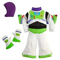 Disfraz Para Niños Disney Store Toy Story Buzz Lightyear Ta
