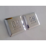 Emblemas Gm Chevy Comfort Corsa Tahoe Avalanch 2x2 Cm