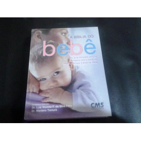 A Bíblia Do Bebê - Capa Dura Luiz Vicente F. Da Silva Filho