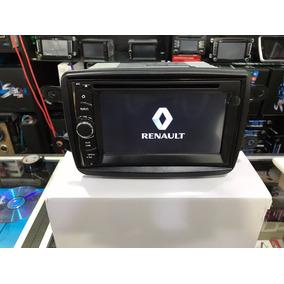 Central Kit Multimidia Renault Duster Sandero Logan Completo