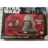 Star Wars Darth Vader Rompecabezas 3d Busto 160 Piezas