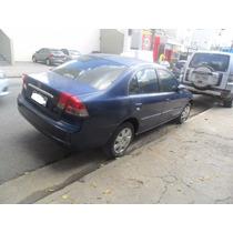 Sucata De Civic Lx 2003 Automatico Para Retirada De Peças