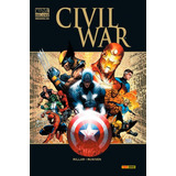 Civil War Comics: Marvel Deluxe. * Encargo