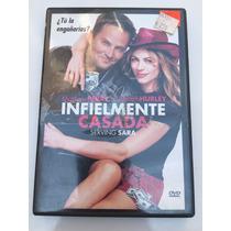 Infielmente Casada Pelicula Dvd Original Seminueva