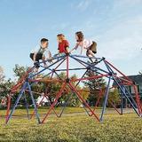 Niños Al Aire Libre Escalador Dome De Escalada Apretones De