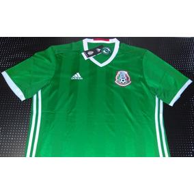 Mexico adidas Jersey 2016 Envio Gratis (nuevo 100% Original) c4d7693138747